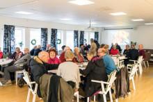 Stort intresse vid invigning och öppet hus av Sjösala Trygghetsboende