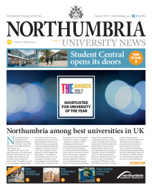 Northumbria Univerity News Issue 14