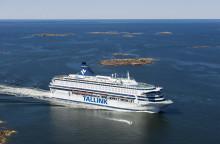 Mit Tallink Silja auf nach St Petersburg