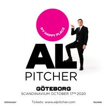 Al Pitcher till Scandinavium med ny humorshow