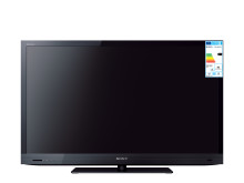 Stromsparer am POS: Sony nutzt schon heute das Energie-Effizienzlabel für TV-Geräte