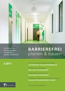 Barrierefrei planen & bauen 2-2017