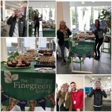 International Nurses Day - Cake & Bake Sale at Finegreen HQ!