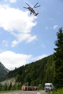 Presseinformation: Bayernwerk-Netzbaumaßnahme erhöht Versorgungssicherheit am Taubenstein
