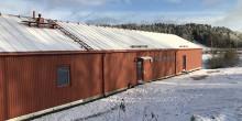 Invigning av Ingarö föreningshus
