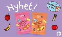 Ella´s Kitchen lanserar fler mumsiga snacks för barn