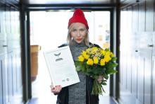 Comedy queen – vinnare av Barnradions bokpris 2018