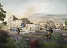 Sizes Works tillverkar trähus till bostadsprojekt i Kalmar