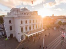 Stora Teatern stänger för publik verksamhet