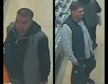 CCTV images released following a theft – Bicester