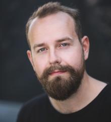 Årets teaterstipendiat heter Martin Mossberg