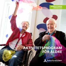 Aktivitetsprogram för äldre - hösten 2013