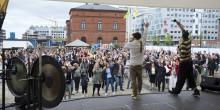 Byggstart för Malmös nya mötesplats