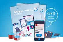 Läs vår rapport Svensk E-handel 2014