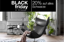 BoConcept-Experience: 20% am BLACK FRIDAY