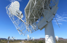 Swedish receiver to capture cosmic waves in the world's largest radio telescope