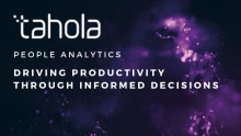 'Implementing People Analytics to drive change and improve productivity'