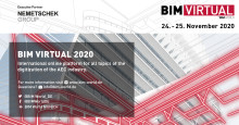 Strong Nemetschek Group presence at the BIM Virtual 2020