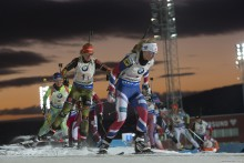 Supplerende uttak World Cup Östersund