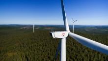 Polarbröd stolta över satsningen på egen vindkraft