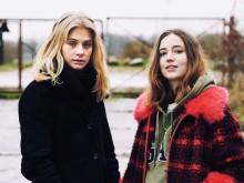 To unge stortalenter får rollerne som Sprogø-piger i  Zentropas sidste Afdeling Q-film JOURNAL 64