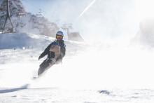 Zum 32. Mal eröffnet das SportScheck GletscherTestival die Wintersport-Saison