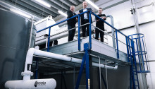 Driftsäkert och miljövänligt hos Fiskars i Polen