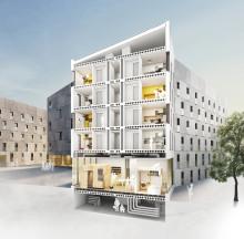 Semrén & Månsson är med och skapar framtidens bostäder på KTH Live-In Lab