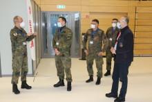 Bundeswehr unterstützt weiter im Kampf gegen das Covid-19-Virus