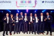 """Vlaanderen krijgt er tien """"Fabrieken van de Toekomst"""" bij"""