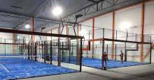 Colliers etablerar padelcenter i Mölnlycke