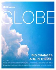 Blueair Globe Magazine, Q2, 2015