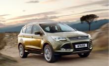 Fords dynamiske SUV Kuga nu fra kun 299.990 kr.