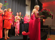 Hjälp oss rädda kvinnohjärtan!  Woman in Red till Göteborg