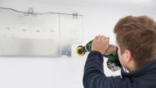 Få ned strømforbruket med varmepumpe