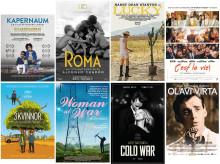 Lindesbergs Filmstudio: Höstterminens filmprogram