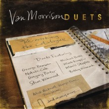 "RCA Records/Sony Music släpper musiklegenden Van Morrisons nya album  ""Duets: Re-Working The Catalogue"" 24 mars"