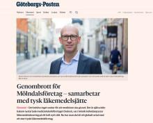 OnDosis i GP: Genombrott för Mölndalsföretag – samarbetar med tysk läkemedelsjätte