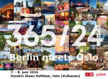 Berlin meets Oslo: Berlin-dager @ Hendrix Ibsen kaffébar