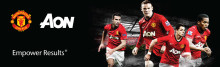 Manchester United and Aon enter groundbreaking new eight-year