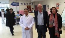 Akutsjukhus i Kina får hjälp av Göteborgsföretag