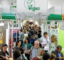 A whole new Vegan World at Natural Food Show 2017