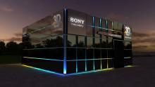 Evenement :  L'expérience de la 3D par Sony au FIFA FAN FEST