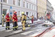 150 millioner til bedre brannsikkerhet