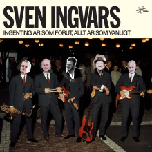 """Kritikerrosade Sven Ingvars tillbaka """"Ingenting är som förut, allt är som vanligt"""""""