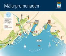 Mälarpromenaden – Västerås nya promenadstråk