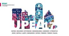 UPEA17-kaupunkitaidefestivaali levittäytyy 14 suomalaiskaupunkiin syyskuussa