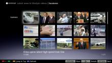 Uno sguardo più ampio sul mondo con euronews e Sony Entertainment Network