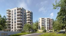 Odlarens lägenheter med  ljus och skog i Eskilstuna