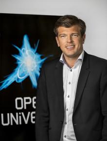 Skövde stadsnät väljer Open Universe